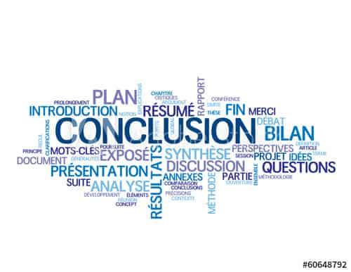 Comment rédiger une conclusion de rapport de stage : le guide complet